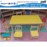 Wooden China Children Tables and Chairs on Promotion (HLD-2604)