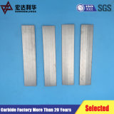 Tungsten Carbide Strip for Wroking Steel