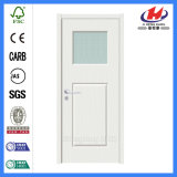 Poplar Glass Solid Wood Pocket Door (JHK-G15)