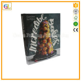 Full Color Case Binding Cook Book Printing Service