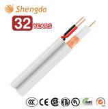 32 Years Factory Rg59 Rg59+2c RG6+2c Rg11 RG6 Coaxial Cable