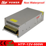 12V 40A 500W LED Transformer AC/DC Switching Power Supply Htp
