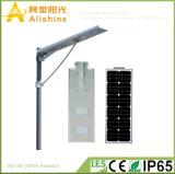 20W Project Managed 5years Warranty LED Solar Street Lights Solar Panel Energy Street Lighting