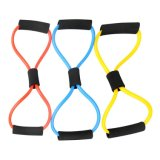 Fitness Pull Exerciser Rope Arm Chest Strength Training Sponge Handle