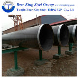 API 5L X52 Steel Pipe SSAW Steel Pipe Psl1