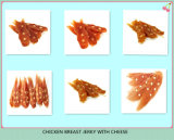 Petmate Japanese Standard Cheesed Chicken Breast Jerky