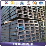 Black Structural Channel Steel Bar (CZ-C10)