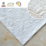 Embroidery Fabric Lace 2017 Newest Design, Beautiful for Garment Ln10071