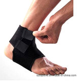 China Manufacture Stretch Nylon on Both Sides Comfortable Ankle Support