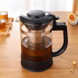 Medium Borosilicate Glass Teapot with Infuser Glass Tea Pot