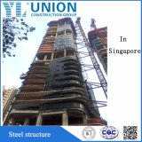 Steel Framework for Steel Structure Building or Steel Construction