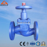 Non Rising Stem Bellow Sealed Globe Valve (GAksb)