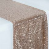 Wedding Decoration Sequin Tablecloth for Wedding Beautiful Sequin Table Runner