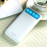 ABS PC Fire Protection 8000mAh 10000mAh Portable Power Bank Shell UV Piano Lacquer Mobile Power Bank