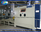 Automatic Workcar & Turntable Mould Cleaning Sandblasting Machine