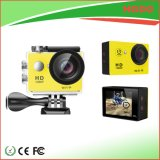 Lowest Price 1080P Actoin Camera Yellow Color