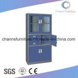 Popular Office Furniture Blue Metal Filing Cabinet