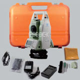 """Precision Topograhic Construction Surveying Instrument 2"""" Total Station Reflectorless"""