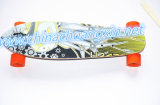 New Style New Design Zhejiang Wuyi Four Wheel with Remeto Control Electric Skateboard
