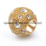 Mirco Pave Bead Wholesale Jewelry