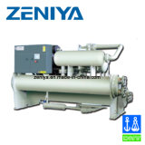 Flooded Type Screw Water Chiller for Industrial Refrigeration
