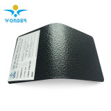 Ral9011 Black Texture Epoxy Polyester Powder Coating for Steel