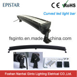Curved LED Light Bars for Truck/off Road/SUV/ATV 4X4 for Jeep Wrangler Accessories