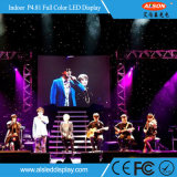 HD Stage Indoor Rental Full Color P6 LED Sign Display