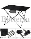 Aluminum Roll up Camping Table Barbecue Table Outdoor