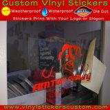 Custom Car Window Outdoor Indooor Using Vinyl Clear Die Cut Logo Transfer Decal