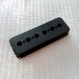 ABS Black Color 50mm P90 Humbucker Pickup Bobbin