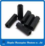 China Manufacture Hexagon Black White Nylon PCB Board Spacer