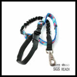 Adjustable Extending Pet Dog Leash Supply with Detachable Handle