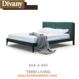 Hot Sale Bedroom Furniture Wooden Platform Bed
