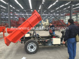 Electric Dumper, Mini Electric Tricycle for Carring Cargo, Mining Tricycle, 3 Wheel Motorcycle, Electric Vehicle