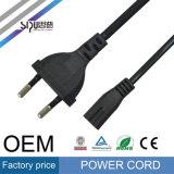 Sipu Wholesale AC Power Cord EU Standard Computer Power Cable