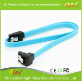 8 Inch SATA Cable with Latch