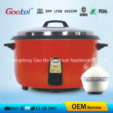Red Colour 70cups Tiger Capacity Rice Cooker for About 70people