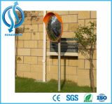 Rear View Traffic Security Curved Plastic Convex Mirror for Sale