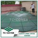 Plastic Swimming Pool Covers for Safety Use