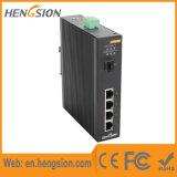 Managed 5 Gigabit SFP Industrial Level Ethernet Fiber Switch