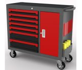 43 Inch 7 Drawer Roller Cabinet; Tool Cabinet