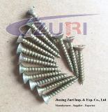 Chipboard Screw Yellow Zinc 3.5*20