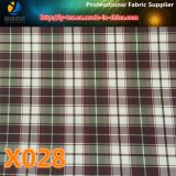 Prompt Goods, Polyester Check/Plaid Fabric, Woven Fabric (X028-30)