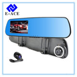 4.3 Inch Rearview Mirror Camera with Car DVR