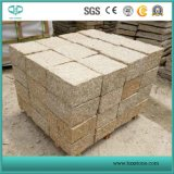 G682 Rusty Yellow Granite for Kerbstone/Slab/Cubestone