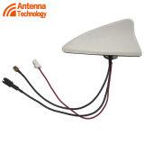 GPS Combine Am FM Shark Fin Antenna