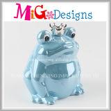 Lovely Animal Design Ceramic Coin Box with Hand-Make