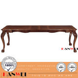 Carved Wooden Dining Room Kitchen Outdoor Table