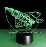 Factory Direct Sale Acrylic LED Night Light, 3D Acrylic Home Decor Lamp